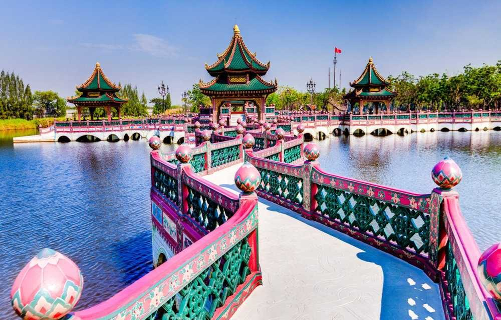 BI-ZAR: Bangkok €372,- | Emirates vluchten, hotel (8,7/10) & ontbijt