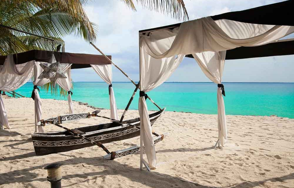 4* All inclusive @ exotisch Zanzibar | 9 dagen in december €938,- p.p.