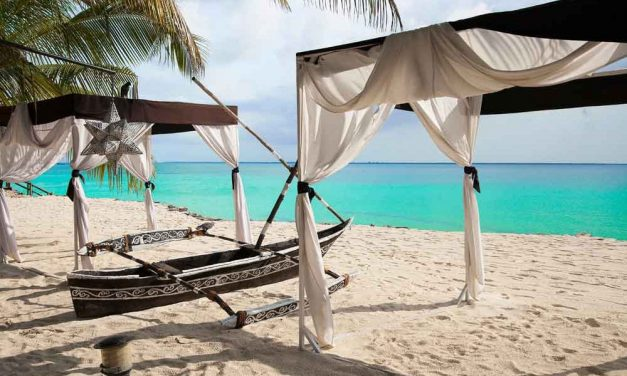 4* All inclusive @ exotisch Zanzibar | 9 dagen in december €938,- p.p.
