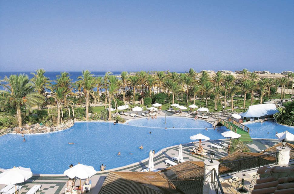 4**** all inclusive @ Egypte | januari 2019 nu €371,- per persoon
