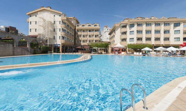 All inclusive Turkije deal voor €287,- p.p.   Verblijf in 4* hotel