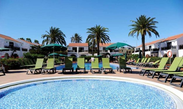 8-daagse vakantie Gran Canaria   super last minute voor €177,-