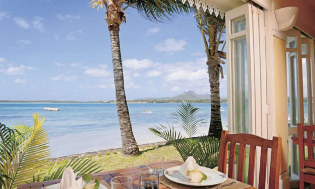 10 dagen tropisch Mauritius | incl. ontbijt & diner nu €899,-