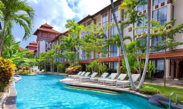 10 dagen luxe @ Bali | 4**** incl. ontbijt & KLM vluchten €587,-