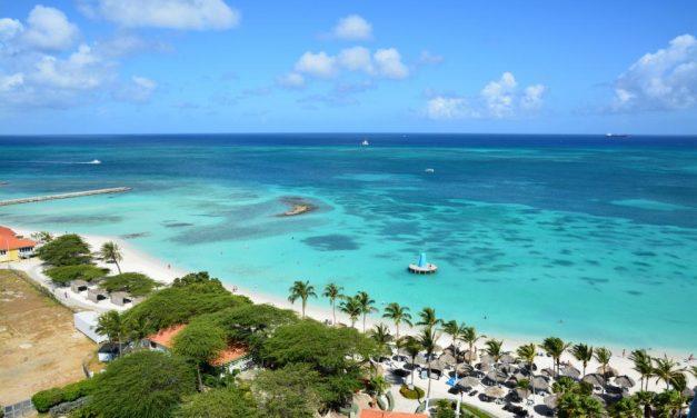 Last minute zonvakantie @ Aruba | 9-daagse verblijf + ontbijt voor €701,-