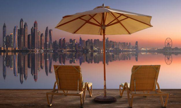 Wereldstad Dubai | Vluchten, transfers & verblijf + ontbijt €550,-