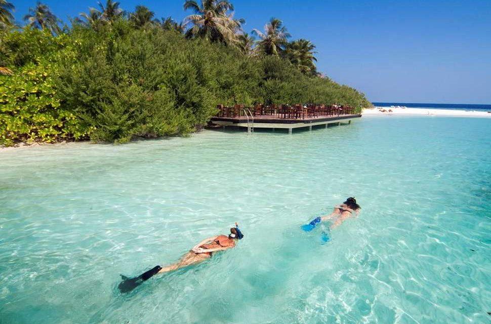 Paradijselijk Malediven | incl. ontbijt, lunch & diner = €1108,- p.p.