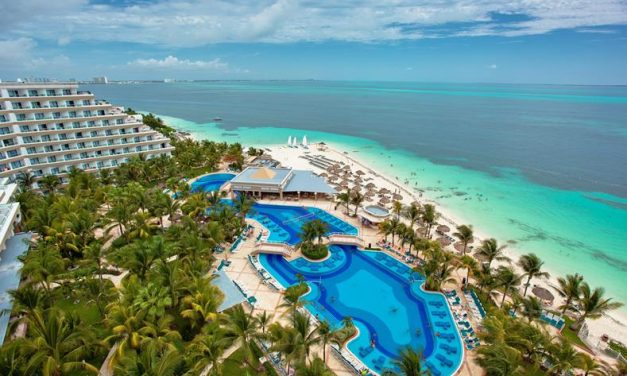 4* RIU Caribe @ Mexico | Luxe All inclusive NU slechts €799,- p.p.