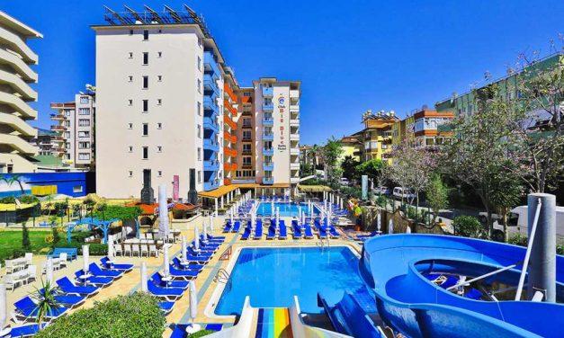 4**** all inclusive vakantie @ Turkije | incl. vroegboekkorting €374,-