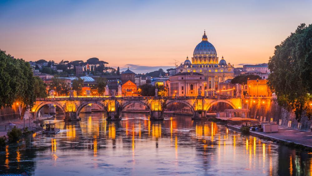 3-daagse stedentrip @ historisch Rome | last minute €105,-