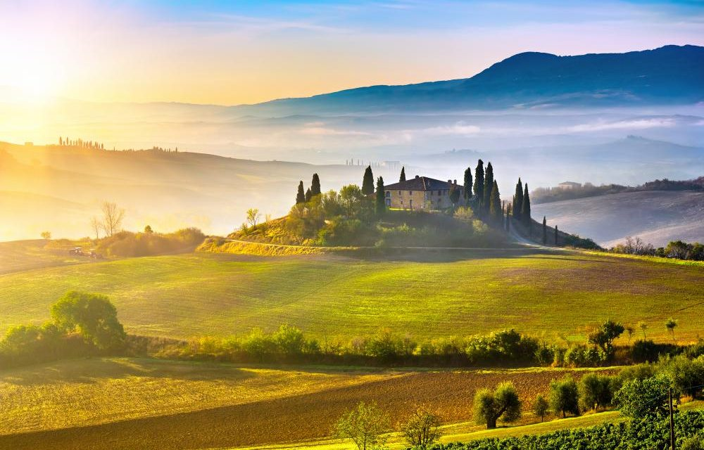 Mega cheap naar Toscane   8 dagen voor slechts €230,- p.p