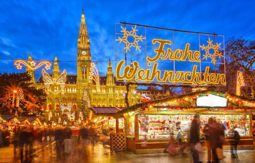Kras dagdeal: 4-daagse stedentrip Wenen | incl. ontbijt en meer €169,-