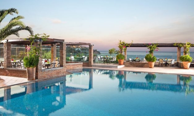 Early bird: 5***** resort @ Kreta | 8 dagen o.b.v. all inclusive €464,-
