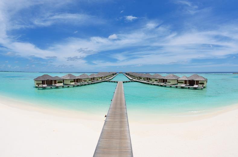 BI-ZAR! Luxe 4**** vakantie naar de Malediven   incl. ontbijt & diner