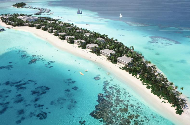 4**** RIU Atoll Hotel | Maafushi Malediven | TIP: luxe & all inclusive