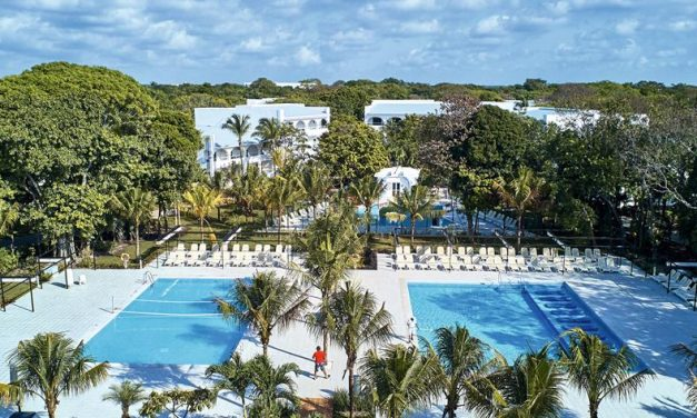 TUI winterzon: 5* RIU Mexico | all inclusive last minute €832,- p.p.