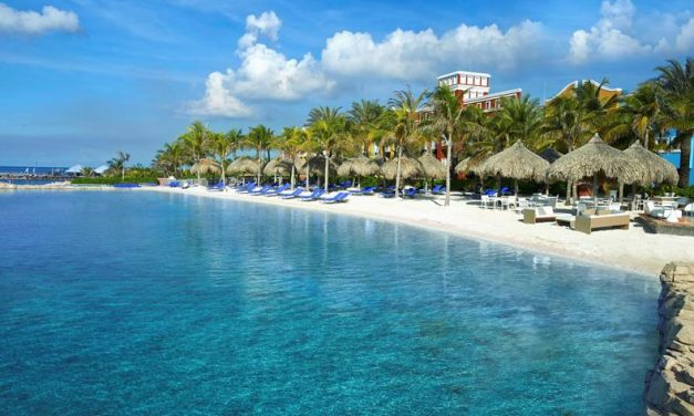 5* Renaissance Curacao Resort | luxe all inclusive €999,- p.p.