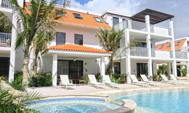 4**** vakantie naar Bonaire   complete deal €699,- per persoon