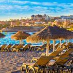 4**** zonvakantie @ Tenerife   8 dagen o.b.v. halfpension voor €342,-