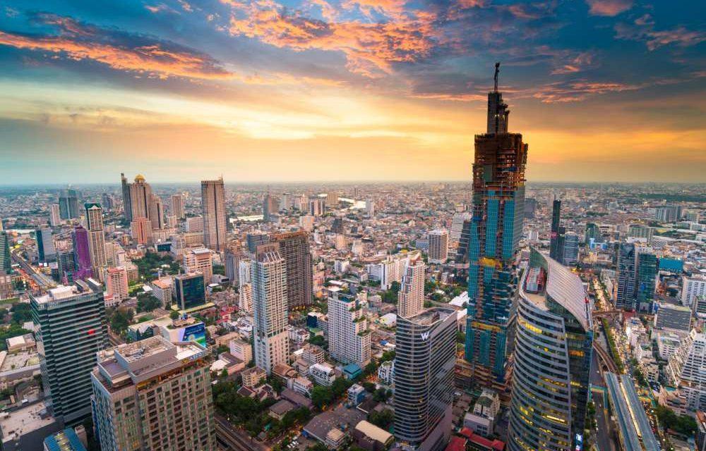 Bruisend Bangkok | Vluchten, transfers & 4* verblijf €652,- p.p.