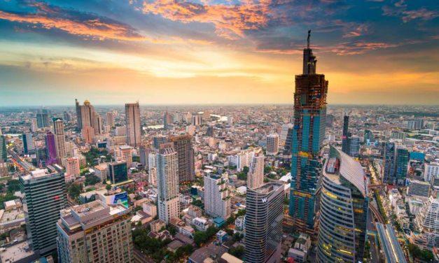 Wow! 9 dagen @ Bangkok | incl. ontbijt & Emirates vluchten €602,-