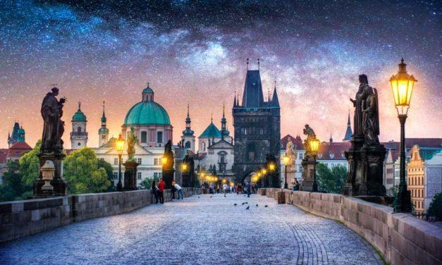 Citytrip historisch Praag | incl. vluchten & verblijf + ontbijt €83,-