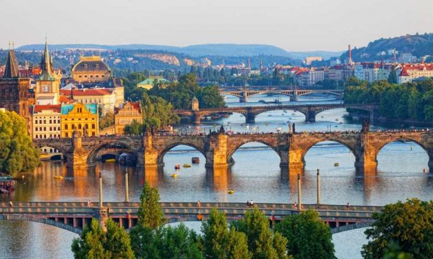 4**** stedentrip naar Praag | 4 dagen mét ontbijt in juni 2019 €191,-
