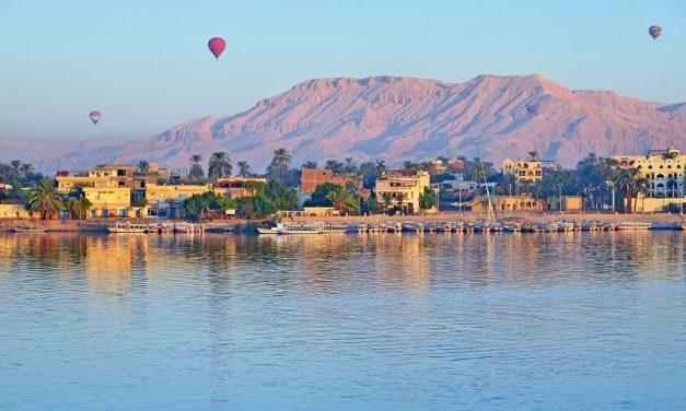 Ontdek magisch Egypte | Luxe 5* Nijlcruise volpension €389,- p.p.