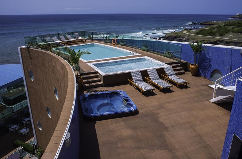 Geniet van 4* luxe @ Kaapverdie | last minute incl. ontbijt €449,-