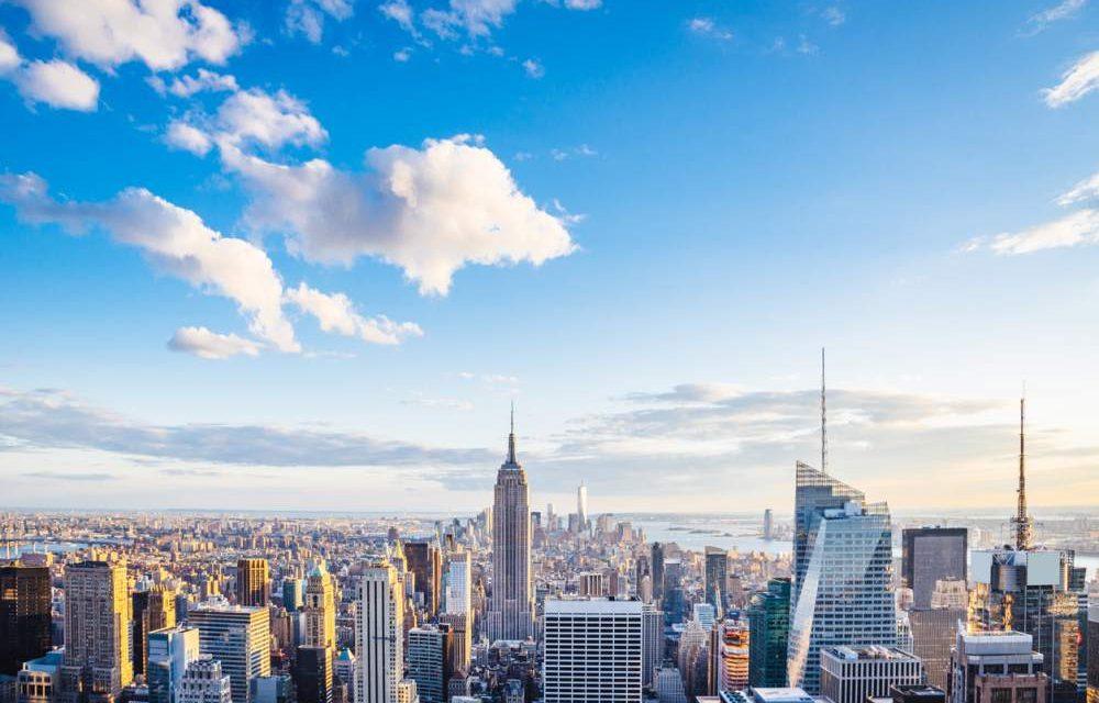 Goedkoper dan OOIT… Ticket naar NYC v/a €87,- | last minute deal