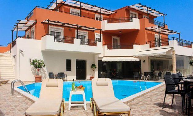 BIZAR! 4**** vakantie naar Kreta | voor maar €249,-  per persoon