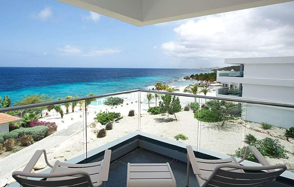 Super-de-luxe Papagayo Beach @ Curacao   €949,- p.p. in maart 2019