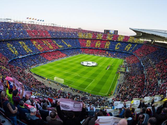 Dagdeal: citytrip Barcelona + FC Barcelona wedstrijd | nu €399,- p.p.