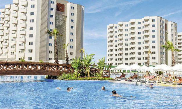 Last minute vakantie Turkije | 4-sterren hotel met all inclusive €245,-