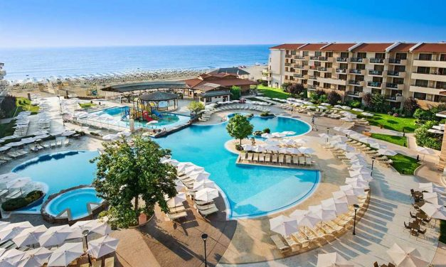 Zomervakantie: 5* luxe deal naar Bulgarije   ultra all inclusive €559,-