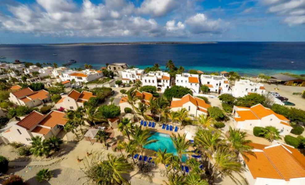 Luxe voorjaarsvakantie op tropisch Bonaire | incl. 4**** verblijf €828,-