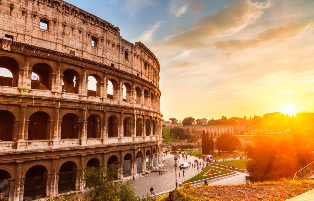 6 dagen Rome zomervakantie 2019 | incl. 4**** verblijf & ontbijt €199,-