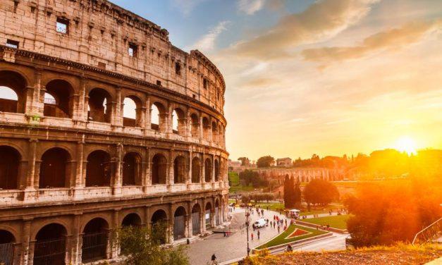 Het prachtige Rome ontdekken   4-daagse stedentrip €189,- p.p.