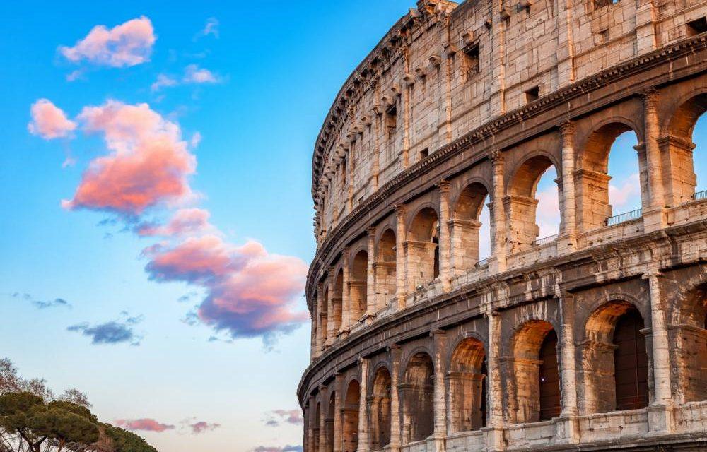 Stedentrip naar Rome | Incl. ontbijt en verblijf in 4* hotel voor €171,-