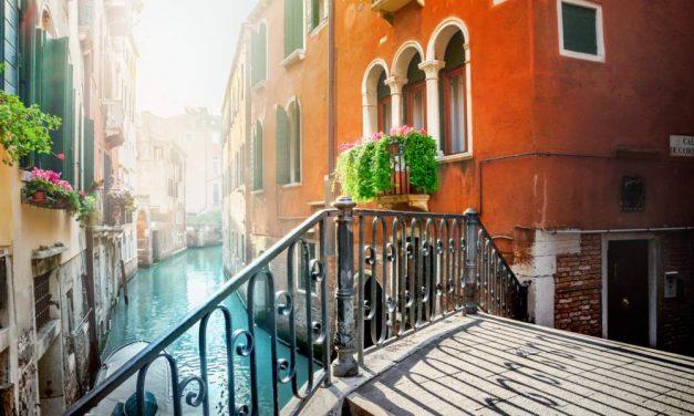 4 dagen naar de toffe stad Venetie | incl. vlucht + hotel €139,- p.p.