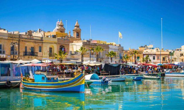 Super voordelig @ Malta | 8 dagen in 4* verblijf incl. ontbijt = €159,-