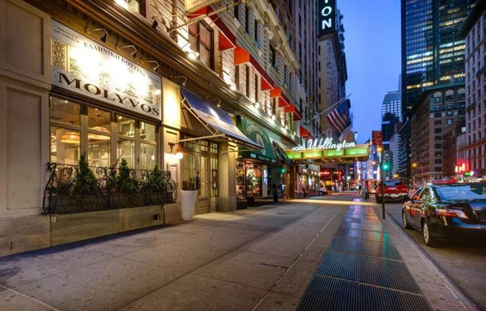 6-daagse citytrip New York | incl. hotel in Central Park & fietshuur
