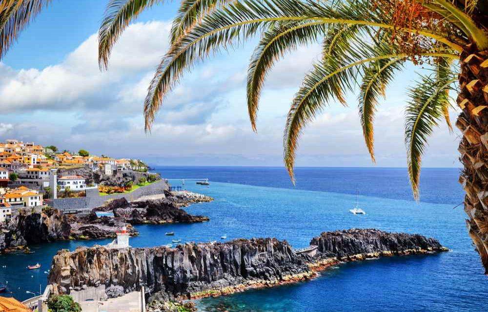 8-daagse vakantie @ bloemeneiland Madeira €389,-   September 2019