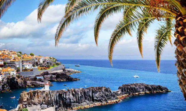 8-daagse vakantie @ bloemeneiland Madeira €389,- | September 2019