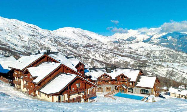 YES! 4**** wintersport vakantie naar Frankrijk | incl. skipas voor €179,-