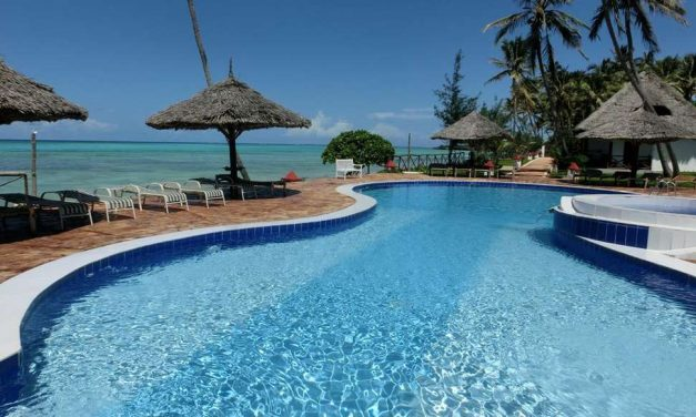 Paradise is calling! | All inclusive (8,6/10) op wonderschoon Zanzibar