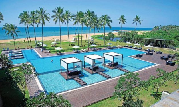 Bucketlist: mega luxe 5***** vakantie @ Sri Lanka | all inclusive deal