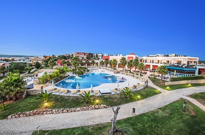4**** vakantie naar de Algarve | incl. vluchten, transfers & verblijf €258,-