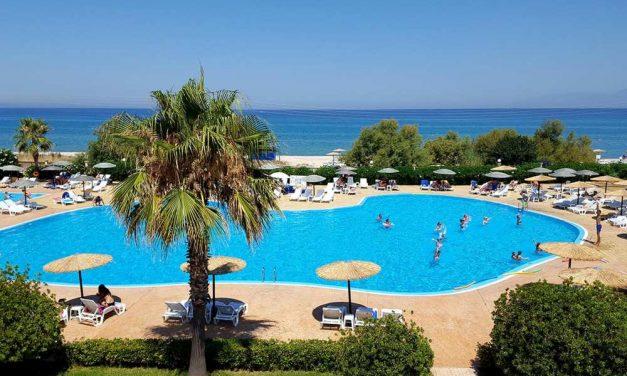 All inclusive Corfu in mei €349,- p.p.   Luxe 5* hotel aan 't strand