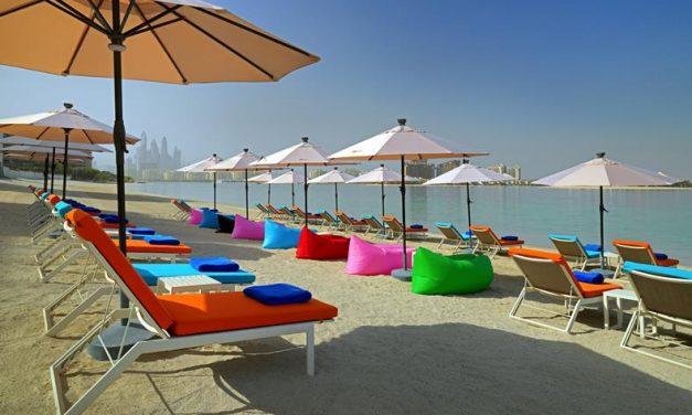 Luxe Dubai deal | 4-sterren hotel met privéstrand op Palm Island